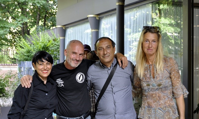 Lo Manto, Mangini, Di Giorgi, Buzzone