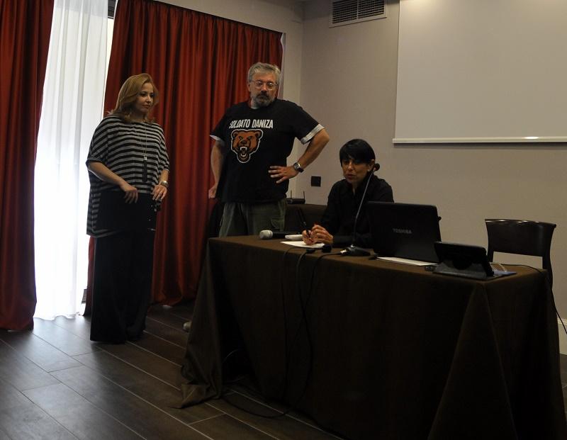 Intervento di Francesca Lo Manto Vice Presidente L.I.D.A. Nazionale/ Vice Presidente L.I.D.A. Torino